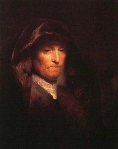 Rembrandtova majka - Neustrašivo oko