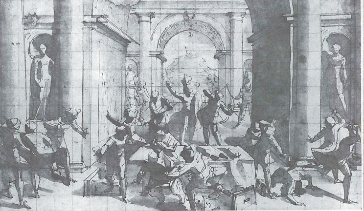 Slikarstvo kao pokusaj komunikacije III ili kocka, valjak i kugla pod tradicionalnim osvjetljenjem