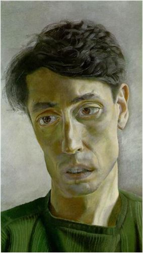 Lucian Freud naslikao je Johna Mintona