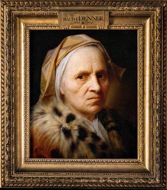 """Balthasar Denner, """"Glava stare žene"""" ili Gdje vam je fokus, slikari?"""