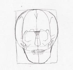 neustrašivo oko-lubanja-zubi-celjust