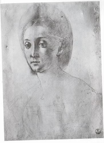 Kako nacrtati portret uz pomoć anatomije 4.dio