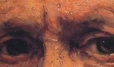 neustrašivo oko-glabella