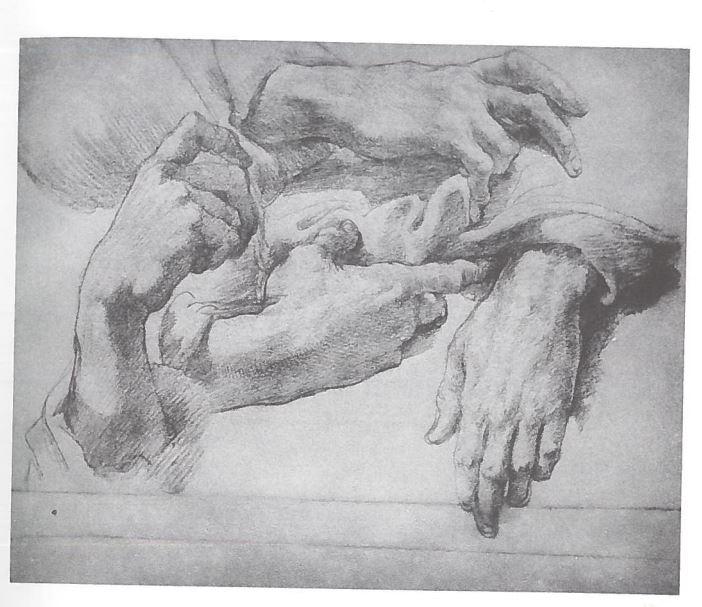 Kako nacrtati ruku uz pomoć anatomije (drugi dio)