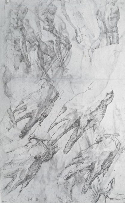 Kako nacrtati ruku uz pomoć anatomije (treći dio)