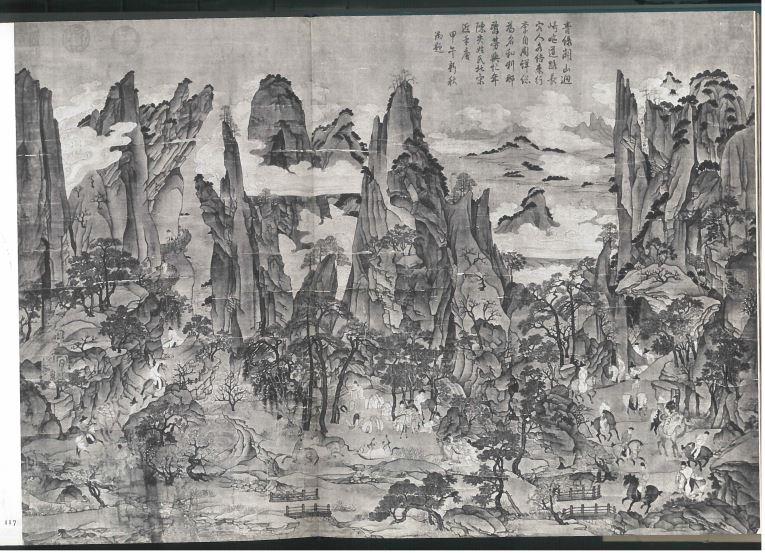 Šest slikarskih zakona Sie Hoa ili kako nacrtati nogu (četvrti dio)