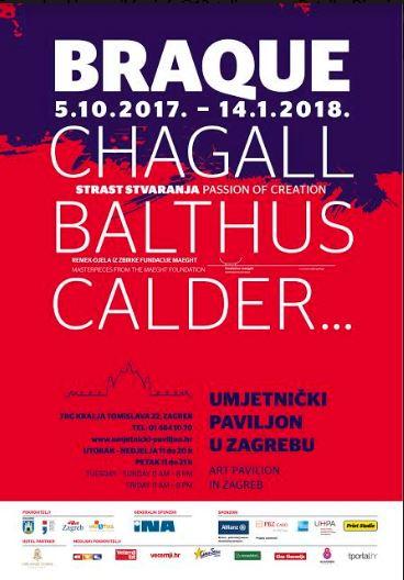 Strast stvaranja- nova velika internacionalna izložba u Zagrebu