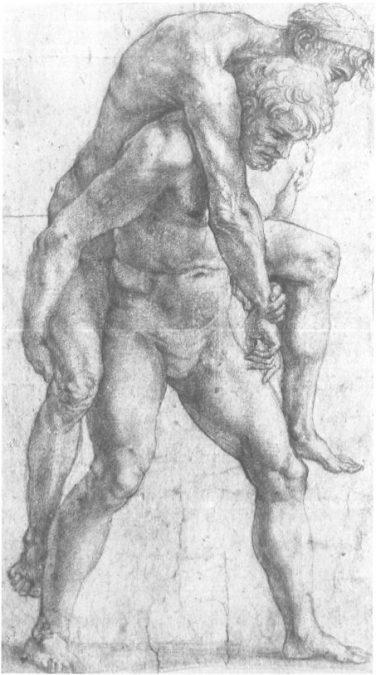Kako nacrtati koljeno (četvrti dio)