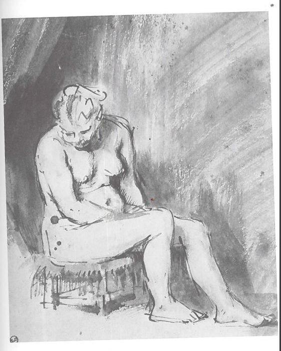 Kako nacrtati koljeno (treći dio)