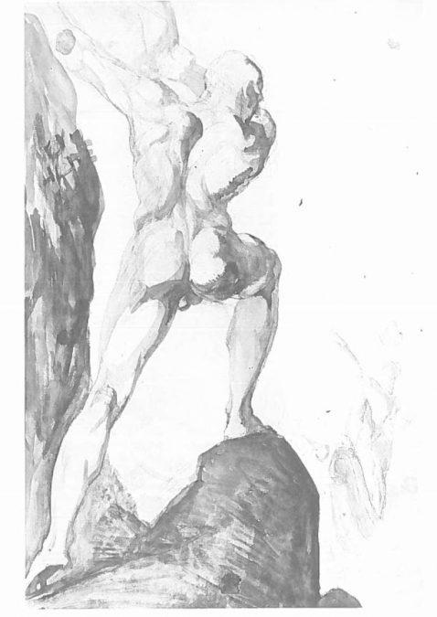 Kako nacrtati rameni pojas (deveti dio)